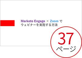 Marketo Engage × Zoom でウェビナーを実施する方法