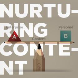 リードナーチャリングにおけるコンテンツ設計のポイント!見込み客は2つの軸で考えよう。