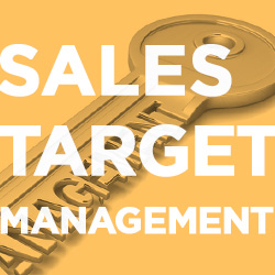 営業売上目標設定と目標達成の方法