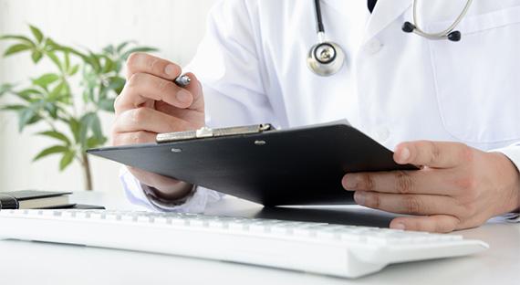 定点観測は「健康診断」を目的として行う