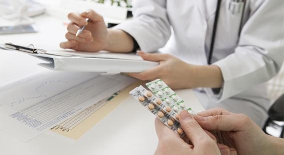 レポートは「お医者さんによるお薬の処方」に近い